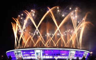 75° anniversario Shakhtar Donetsk FC