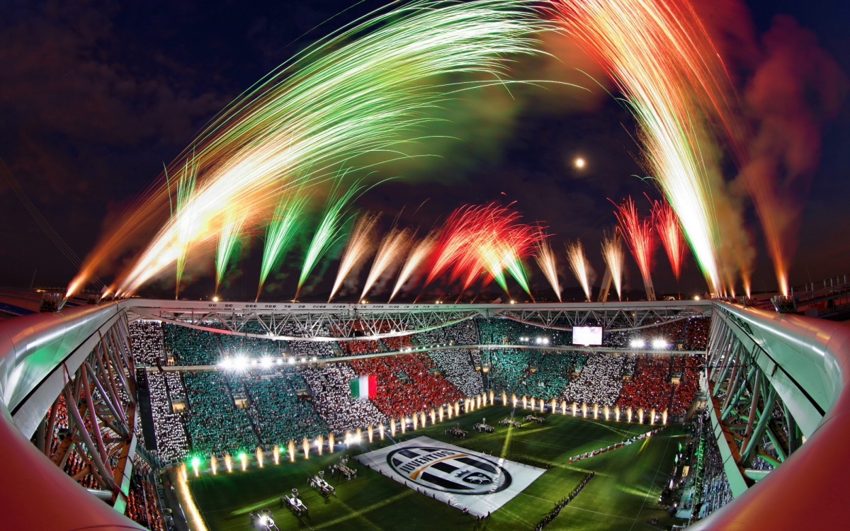 Inauguration of the new Juventus Stadium