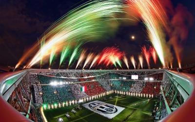 Cerimonie di inaugurazione nuovo stadio Juventus