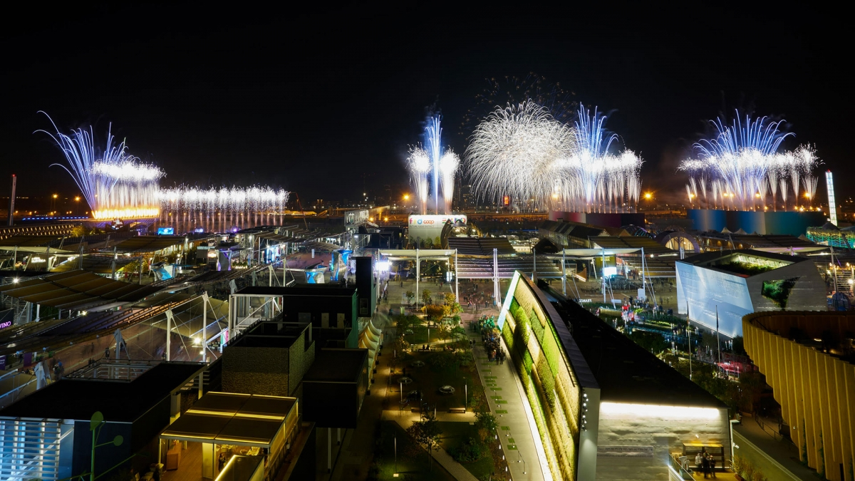 Expo 2015 Closing Ceremony