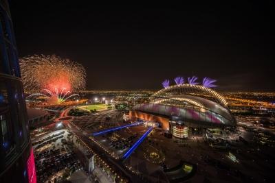 Doha Khalifa International Stadium