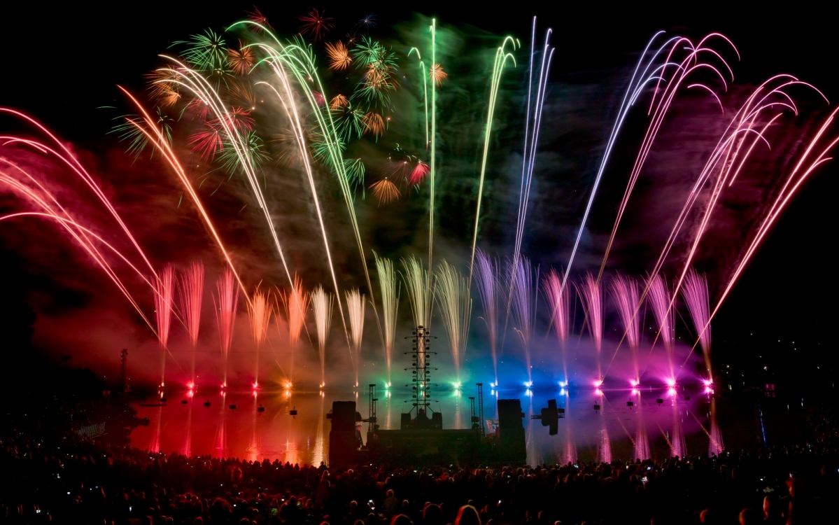 Münchner Sommernachtstraum 2009-2010-2011-2012