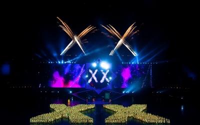 XX Anniversario dell'Indipendenza
